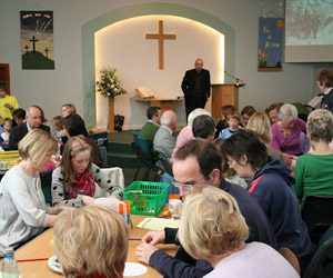 'First Saturday' Coffee Morning