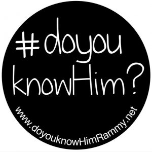 #doyouknowHim? Saturday Morning Outreach